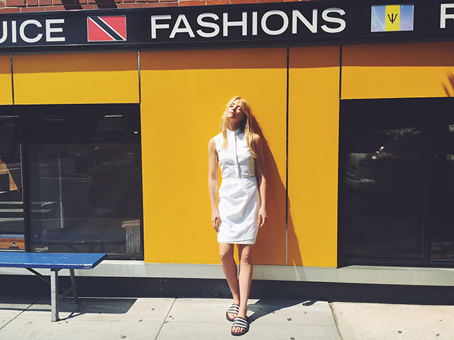 Model Elyse Taylor's NYC borough guide: SoHo