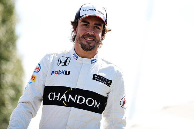 "Formula 1's Fernando Alonso: ""There is still a lot to improve"""