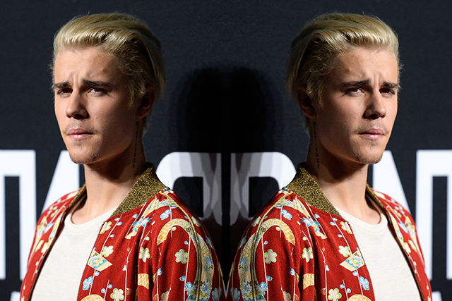 Justin Bieber is being sued for smashing a guy's iPhone