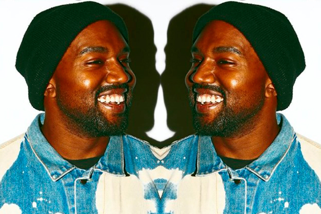 Kanye does it again: see his fake Rolling Stone cover
