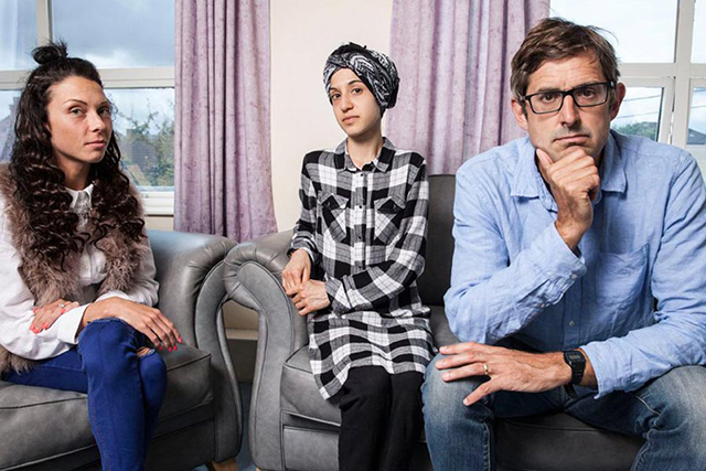 The man, Louis Theroux will tackle eating disorders in next doco