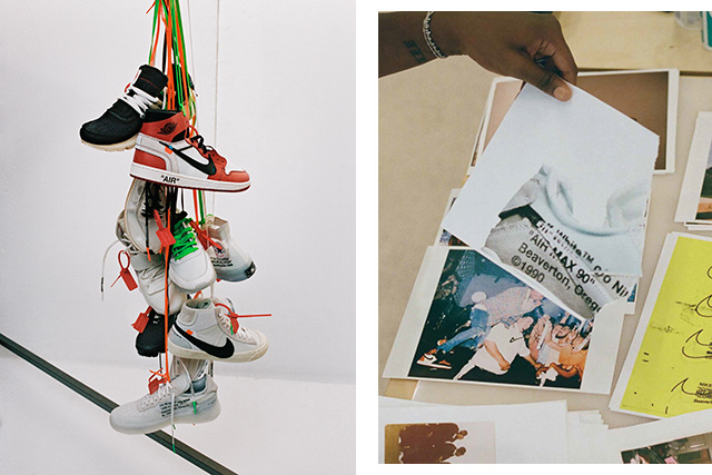 Sneaker freaker: Nike x Off-White pop-up opens this week!