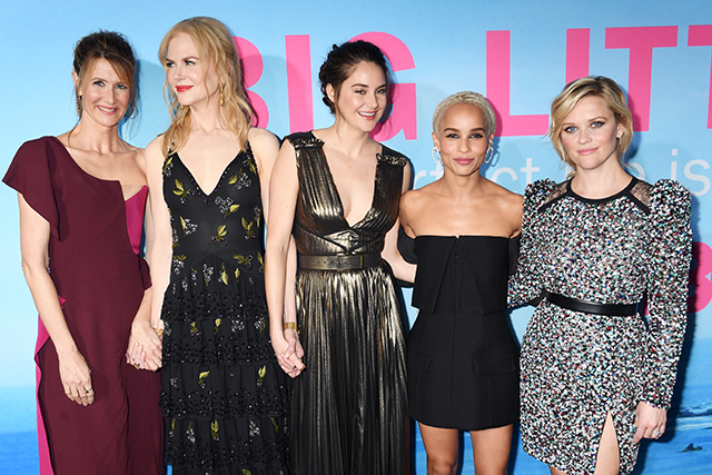'Big Little Lies' Season 2: guess who's coming back?