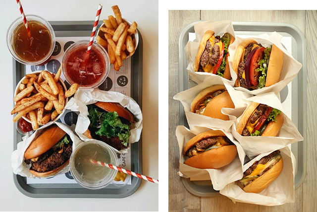 Hey burger fans, this app rewards you for eating what you love