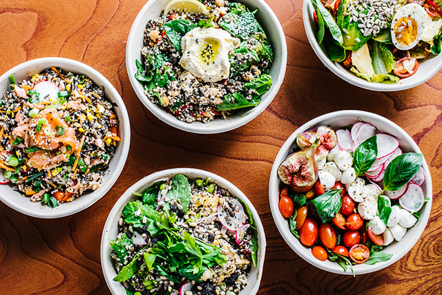 Attention clean eaters: Bondi has a healthy new salad bar