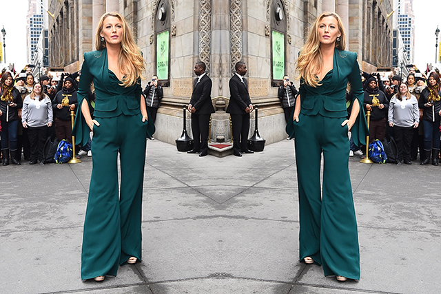 How Blake Lively lost her baby weight is surprisingly normal