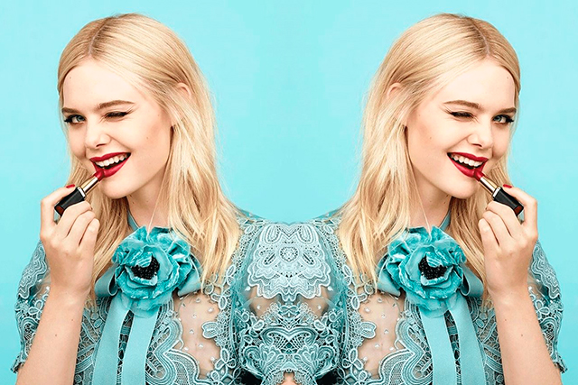 Elle Fanning's new gig is not what you'd expect