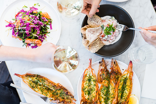 Sydney's iconic Hotel Palisade scores a mouth-watering menu makeover