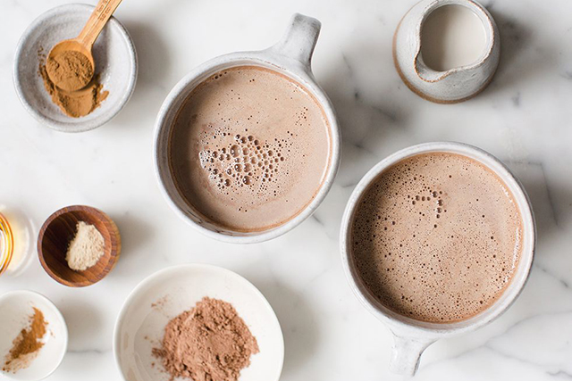 Move over turmeric, mushroom lattes are the new wellness order