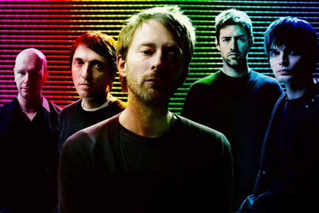 Radiohead win the internet again… by completely disappearing