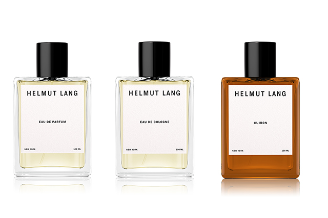 Helmut Lang's cult '90s fragrances are FINALLY available in Australia