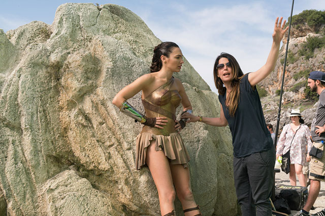 Why director Patty Jenkins is the real Wonder Woman