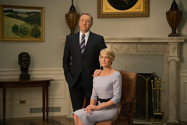 Good news for 'House of Cards' fans (bad news for Kevin Spacey)