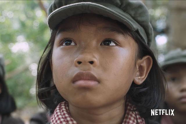 The trailer for Angelina Jolie's powerful Netflix movie is here
