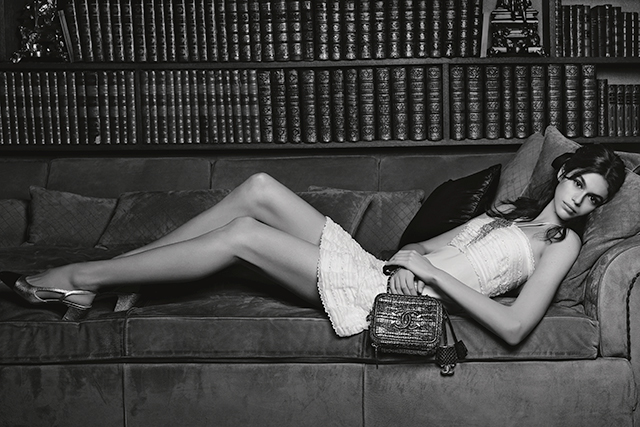 Kaia Gerber scores her very first Chanel campaign