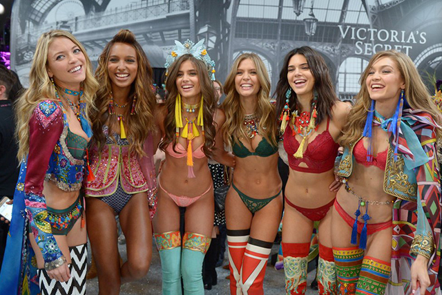 Which Victoria's Secret model just pulled out of the show?