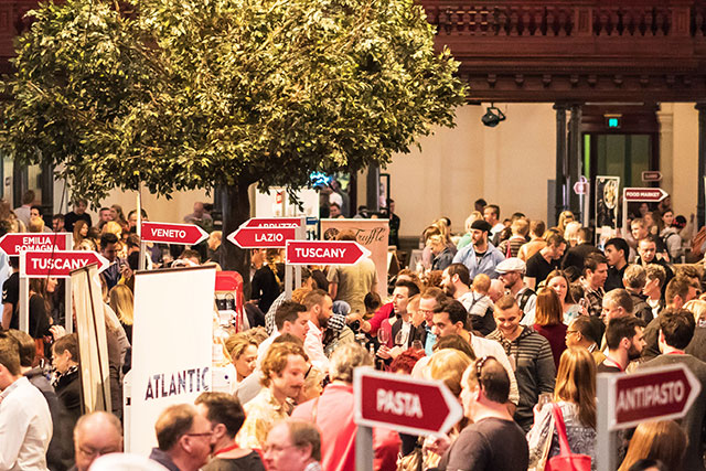 An Italian wine and food festival is coming to Sydney