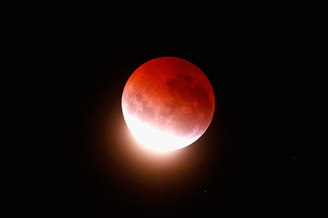 Everything you need to know about tonight's 'super blue blood moon'