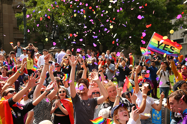 Even more good news for same-sex couples in Australia