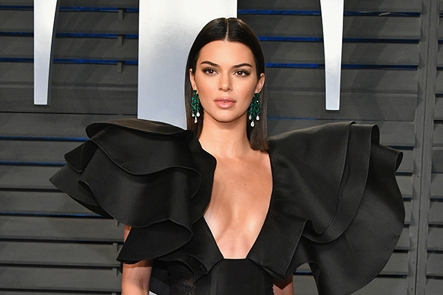 Kendall Jenner speaks about #MeToo in the fashion industry for the first time