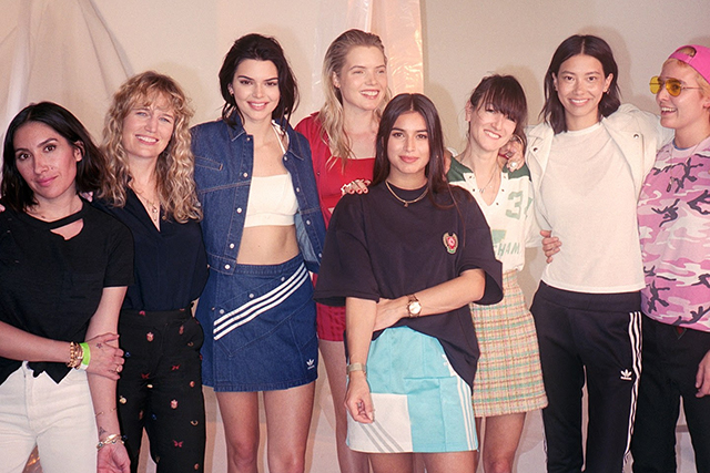 This NYFW collab has the Kendall Jenner seal of approval