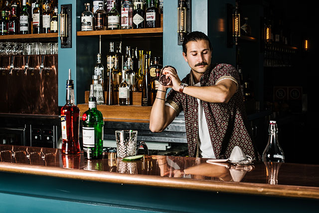 It's a little 60s, a lot 70s: Misfits is Redfern's newest after-work escape