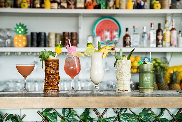 Welcome to the Jungle: The East Village welcomes a Tiki bar pop-up