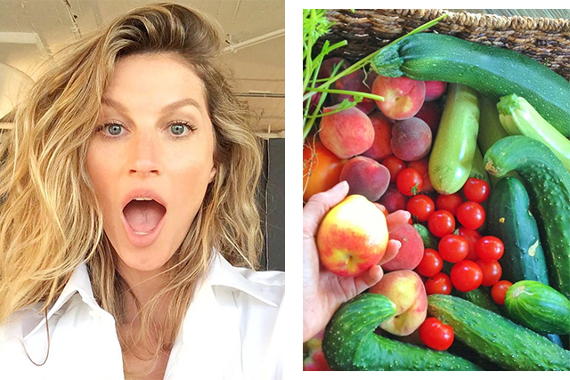 Why you need to try Gisele Bündchen's plant based diet