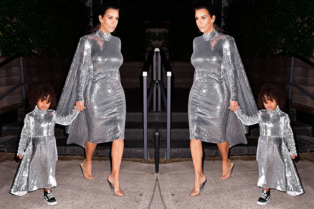 Kopy kat: Kim Kardashian accused of ripping-off fashion designers