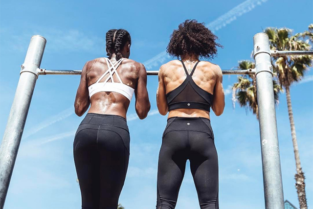 Look out Lululemon, another activewear competitor just entered the game