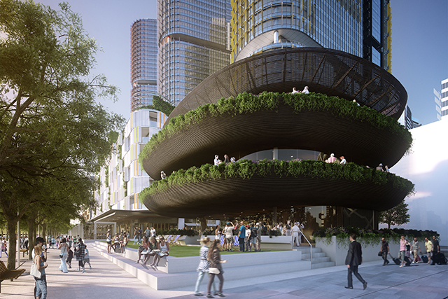 Matt Moran is coming to Barangaroo in a HUGE way