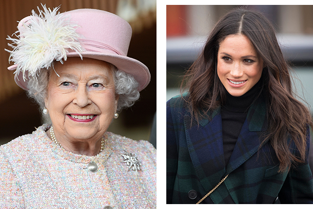 Did The Queen throw shade at Meghan Markle in official Marriage Decree?