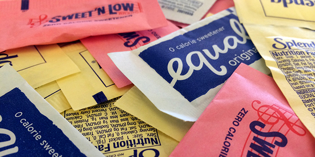 A new study shows artificial sweeteners actually make you eat MORE