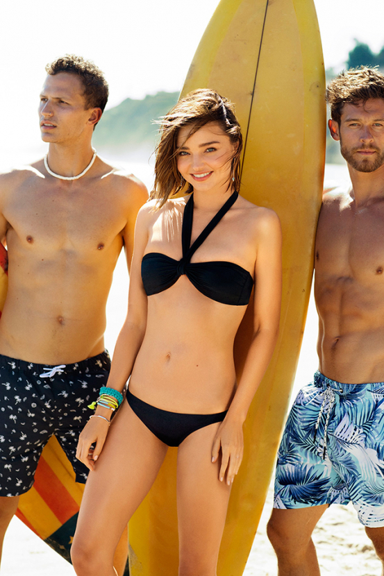 "Miranda Kerr: ""I never say never to anything"""