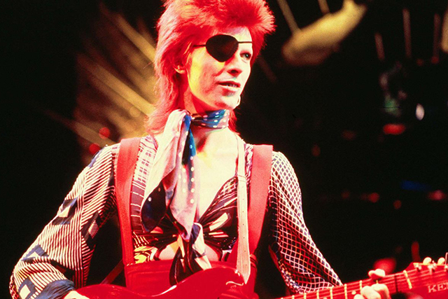 David Bowie's final recordings released on his would-be 70th birthday