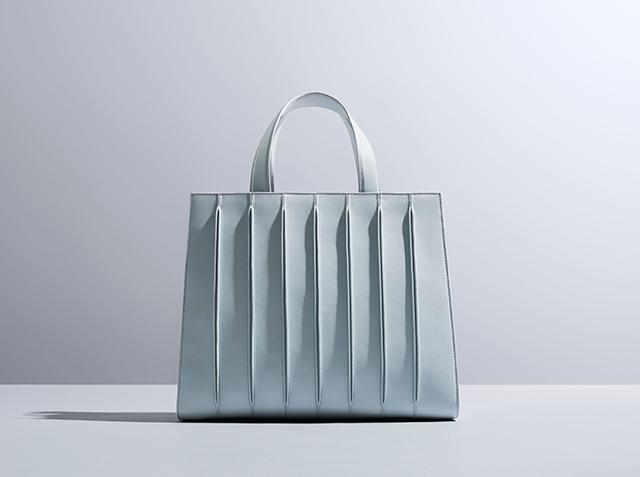 Is this the world's first architect-designed handbag?