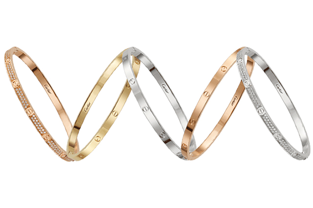 Cartier debut a delicate new take on a cult favourite