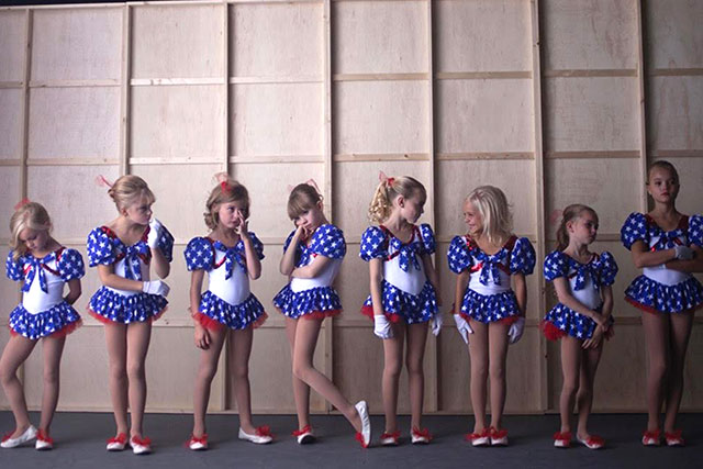 "The creepy first look at new Netflix doco ""Casting JonBenet"""