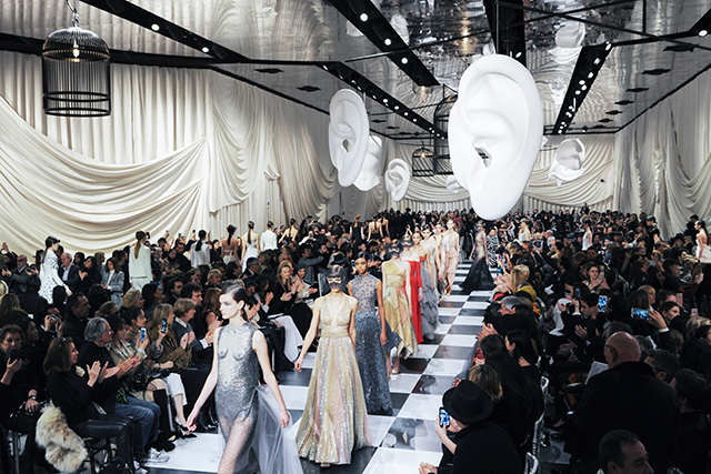 Paris Couture Fashion Week: Spring 2018 recap