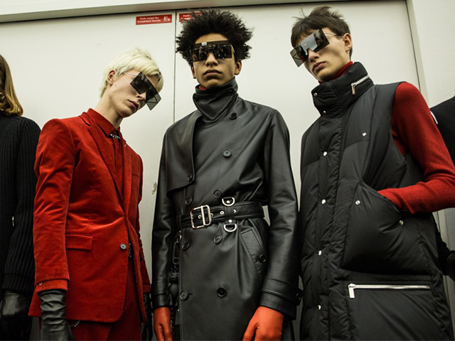The Dior Homme pop-up store in Sydney is worth popping into