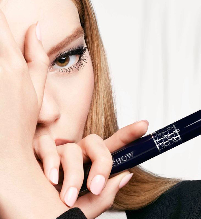 Dior launches a new line of mascaras and eye make-up TODAY