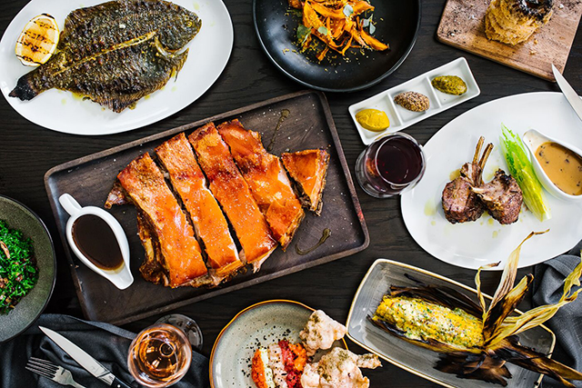 Paddington's Four in Hand relaunches with an impressive new menu