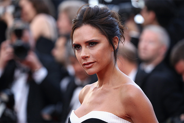 Victoria Beckham's beauty collection for Estée Lauder is out tomorrow