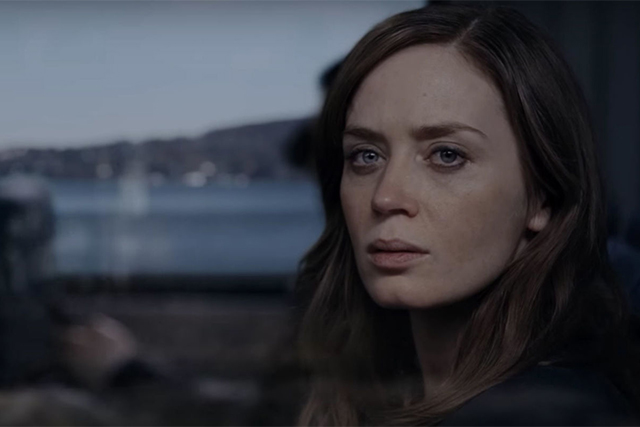 The new trailer for The Girl on the Train will give you goose bumps