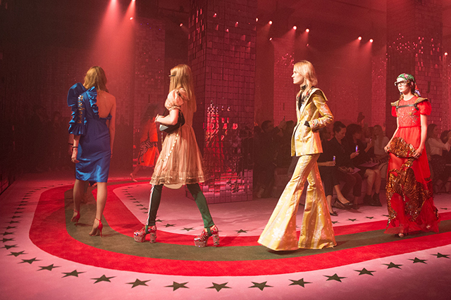 Live from Milan: Gucci's first men's and women's show