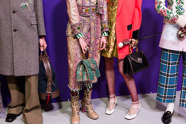 Live show: Gucci kicks off Milan Fashion Week!
