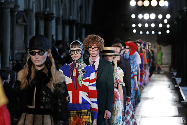 Guess where Gucci is holding its next cruise show?