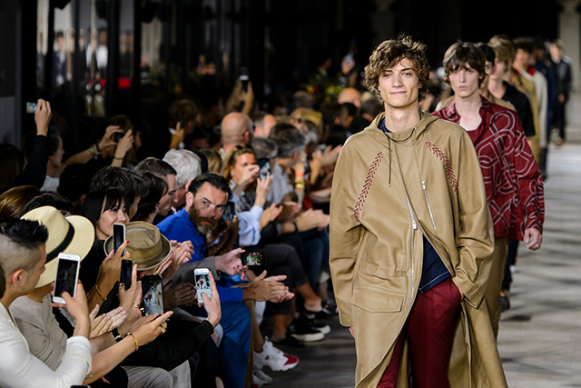 Paris Men's Fashion Week day 4: bring out the big guns