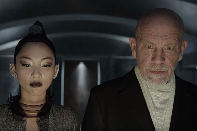 The John Malkovich film with a release date in 2115