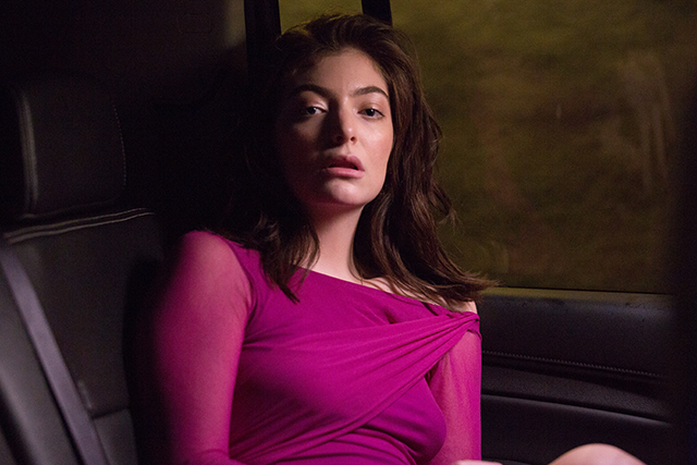 Watch: Lorde's new music video for 'Green Light'